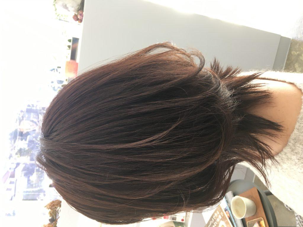 10/15のアロマカラー☆